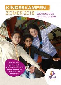 2018 Flyer Kinderkampen