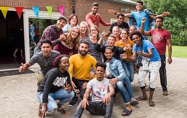 Multiculturele Jongerenkampen