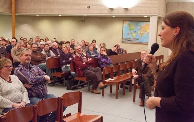 Stichting Gave training voorlichting vluchteling