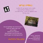 Auto's tellen! Activiteitenkaartje Nederlands - Tigringya