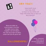 Activiteitenkaartje Ballonnenspel NE - Tigrinya