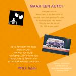 Activiteitenkaartje Maak een auto Ne - Tigrinya