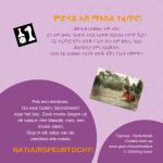 Activiteitenkaartje Natuurspeurtocht Nederlands - Tigrinya
