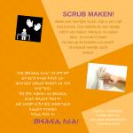 Activiteitenkaartjes Scrub maken Nederlands - Tigrinya